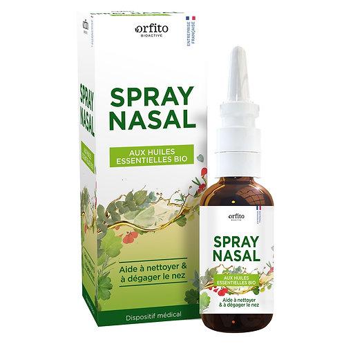 Spray nasal aux huiles essentielles Bio - 15 ml