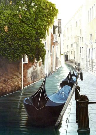 17) Venezia nei pressi di ponte Zaguri