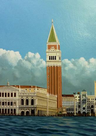 19) Venezia, dal campanile di S. Giorgio