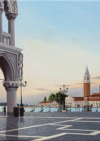 88) Venezia da Piazza San Marco