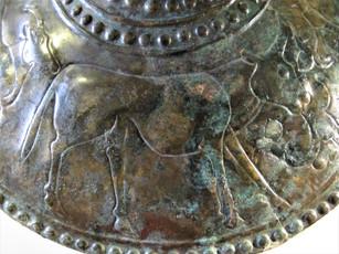 coperchio Rebato tb 187, part. fine restauro