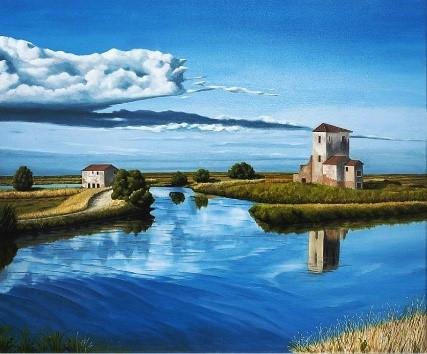 81) Delta del Po, Comacchio