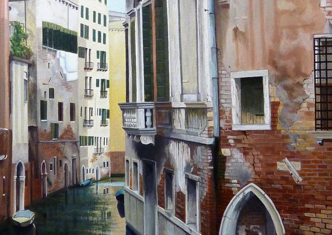 20) Venezia, dal Ponte di Rugaciuffa