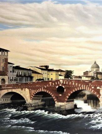 29) Ponte Pietra da Lung.ge Re Teodorico