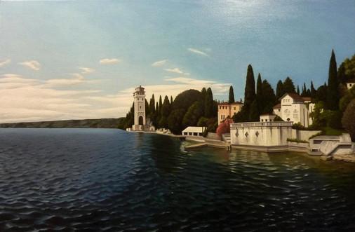 35) Lago di Garda, Toscolano Maderno