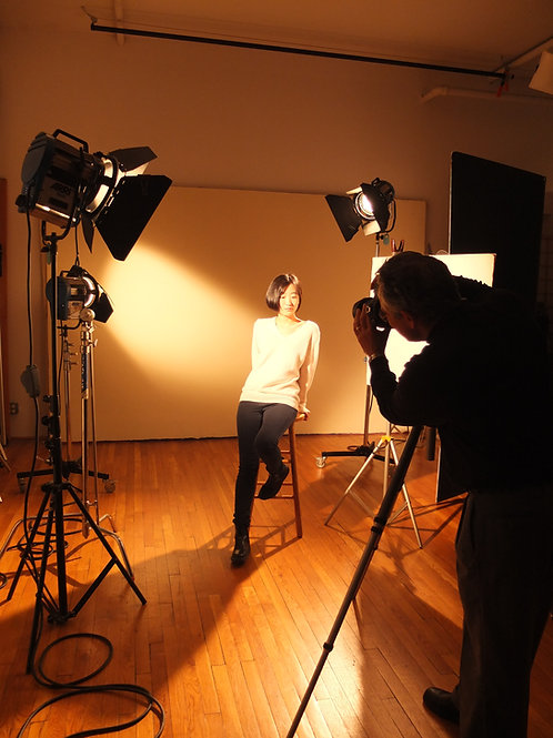 STUDIO LIGHTING COURSE