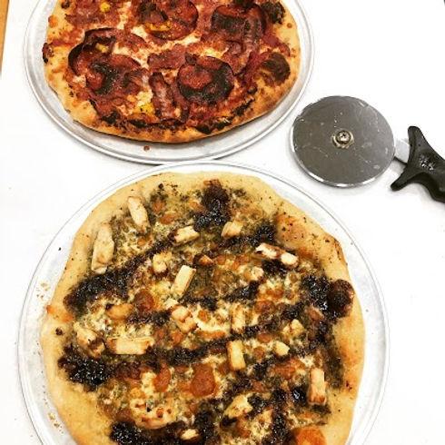 Churn Pizza