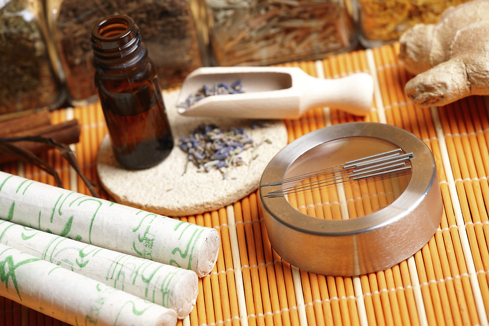 Traditional Chinese Medicine Acupuncture Herbs