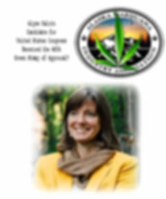 Alyse Galvin - candidate green leaf stam