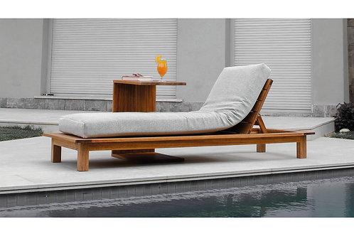 The Solange Chaise Longue