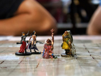 RPGs and Miniatures