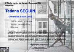 stage Tatiana Seguin