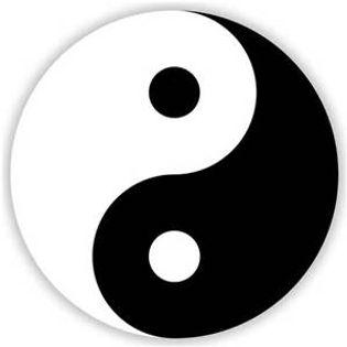 yin and yang symbol of Tai Chi in Lewisham