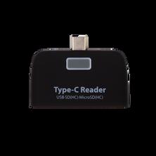 Lecteur multicarte USB-C