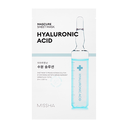 MISSHA Hyaluronic Acid Sheet Mask
