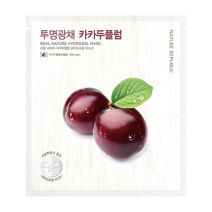 Real Nature Kakadu Plum Hydrogel Mask