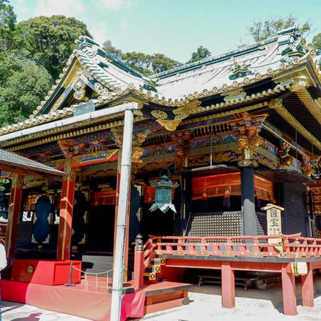 The Oldest Toshogu Shrine: Kunozan Toshogu