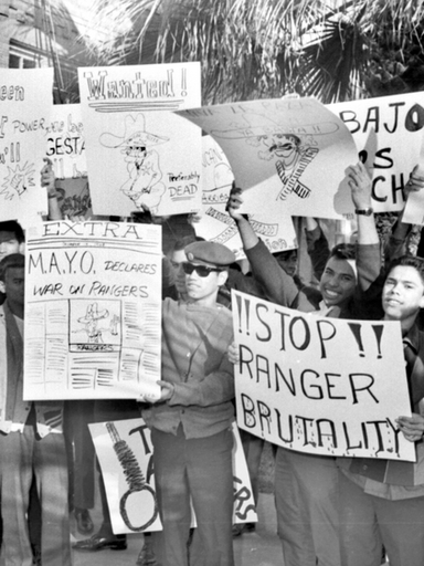 Mexican American civil rights history is ongoing, dynamic and exceedingly relevant.