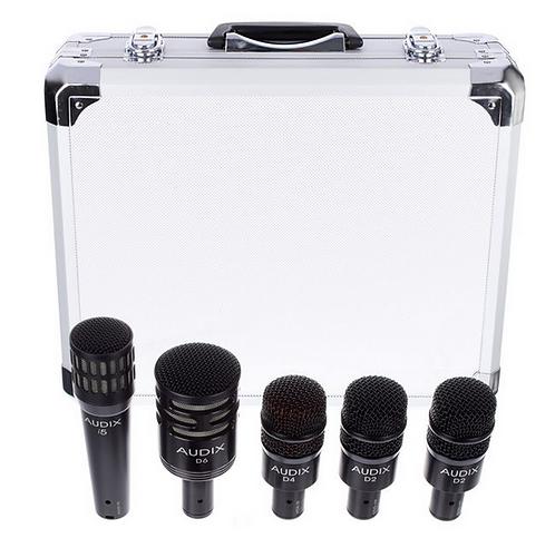 Audix DP5-A סט מיקרופונים לתופים
