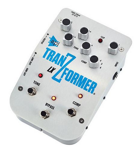 API Audio Tranzformer LX פדאל קומפרסור