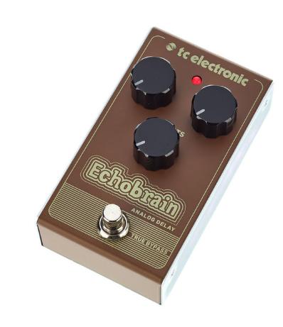 tc electronic Echobrain פדאל דיליי אנאלוגי