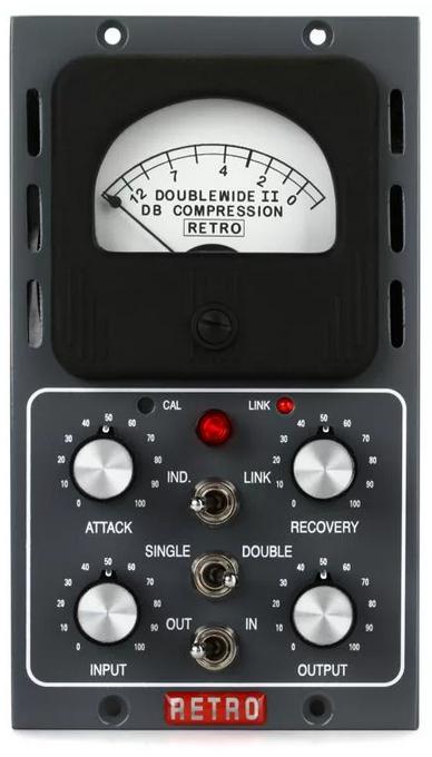 Retro Instruments Retro Doublewide II קומפרסור