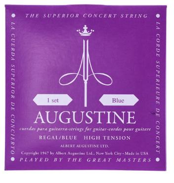 Augustine Classic Blue Regal מיתרים לגיטרה קלאסית