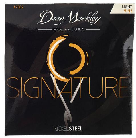 Dean Markley Signature Series מיתרים לגיטרה חשמלית