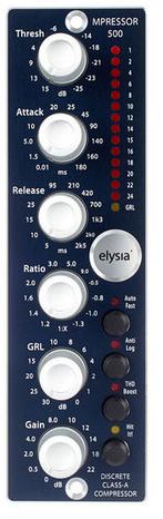 Elysia mpressor 500 קומפרסור