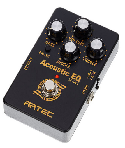 Artec SE-OE3 פרה אמפ לגיטרה אקוסטית