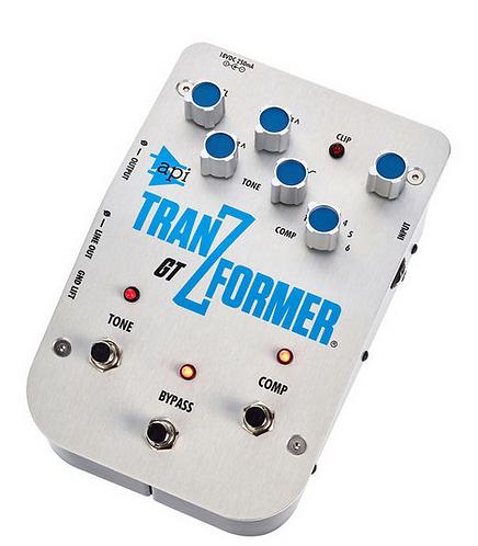 API Audio Tranzformer GT פדאל קומפרסור