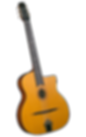 gypsy jazz גיטרת