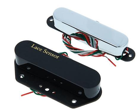 Lace Pickups Tele Sensors סט פיקאפים