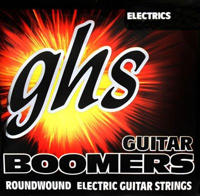 GHS Boomers סט מיתרים לגיטרה חשמלית