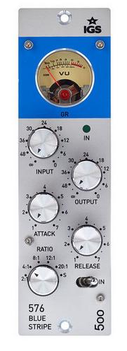 IGS Audio 576 Blue Stripe קומפרסור