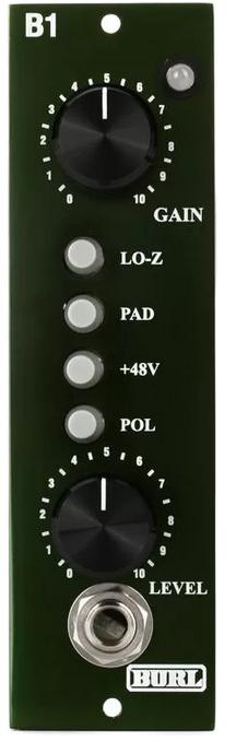 Burl Audio B1 פרהאמפ