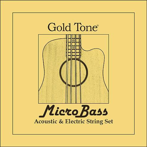 Gold Tone - מיתרים למיקרו באס