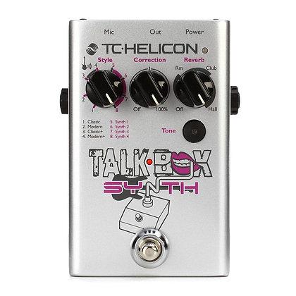 פדאל לשירה TC-Helicon Talkbox Synth