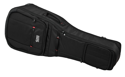 Gator G-PG תיק מאסיבי כפול לגיטרה חשמלית ואקוסטית