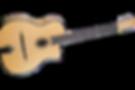 גיטרת ג'יפסי פה קטן