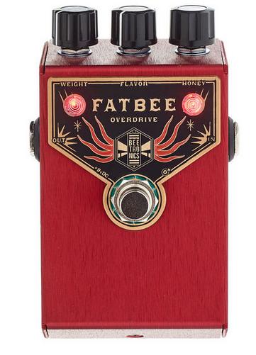 Beetronics Fatbee פדאל אוברדרייב