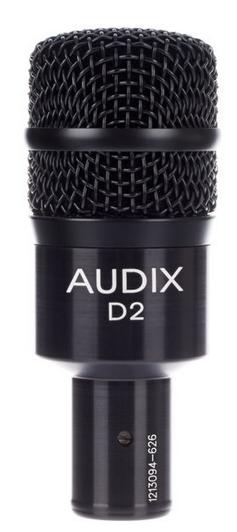 Audix D2 מיקרופון