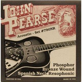 John Pearse מיתרים לגיטרה רזונייטור
