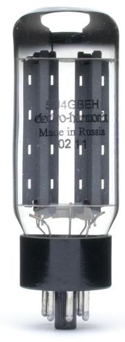 Electro-Harmonix 5U4GB EH מנורת רקטיפייר