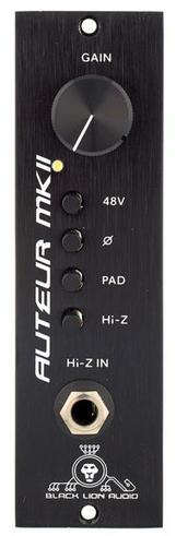 Black Lion Audio Auteur MKII 500 פרהאמפ
