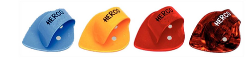 Dunlop Herco מפרט אגודל