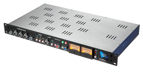API Audio 2500+ קומפרסור