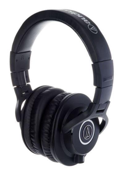 Audio-Technica ATH-M40 X אוזניות
