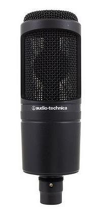 Audio-Technica AT2020 מיקרופון
