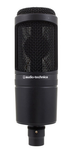 Audio-Technica AT2020 מיקרופון